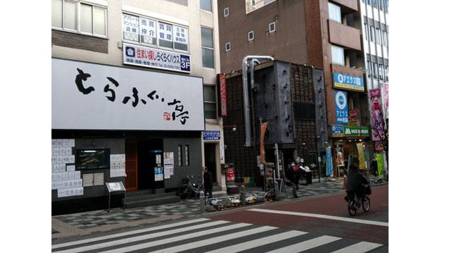 赤羽駅歓楽街入口
