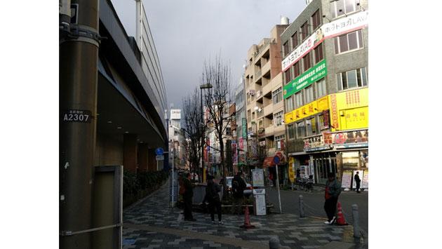 赤羽駅歓楽街
