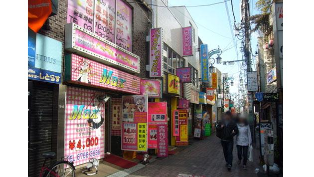 高円寺ピンサロストリート