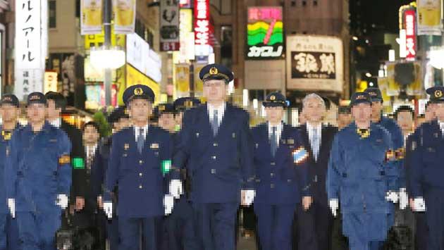 上野地域などは行政が中心になって大々的な取り締まりを敢行した