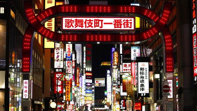 歌舞伎町のピンサロ