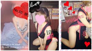 五反田ハーレムビートくのいち×カウガール×ベリーダンスの3種の衣装MIX