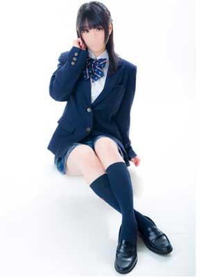 アキバカワハイR黒髪の美少女「ユーリ」ちゃん