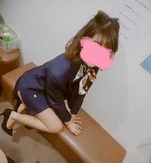 渋谷ミレディ天真爛漫娘の「十文字」ちゃん