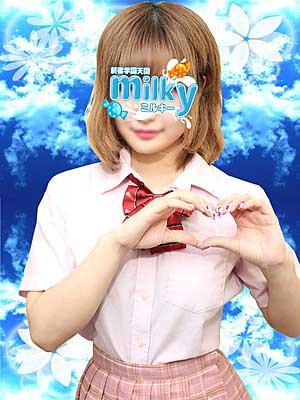 新宿ミルキー極カワ美少女「みらい」ちゃん