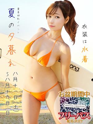 五反田ライオンハート夏の夕暮れ