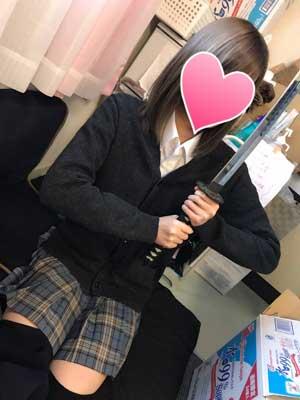 アキバカワハイR現役JD「エレン」ちゃん
