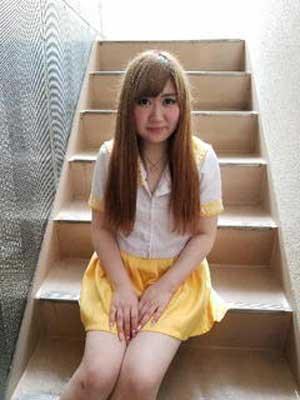 大塚キャンパス学園制服を着た若い素人娘のお店