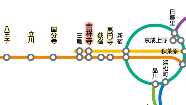 吉祥寺のおすすめピンサロを全店ご紹介~中央線は優良サロンの宝庫じゃけぇ!!