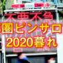 首都圏ピンサロ動静 2020暮れ &ご挨拶