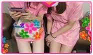 金曜日の渋谷『ミレディ』は、【癒らしナースDAY】を開催今日はせっかくの花金だし、渋谷のちょっと刺激的なクリニックで元気注入開始!写真は休憩中の「藤岡」ちゃんと、12時~出勤の「綾野」ちゃん、ピンクのエロナースに五月病も治して貰っちゃおう♪受付時に「ピン探見た!」の一言で、フリーならオールタイム1500円OFF!2名以上なら2000円OFFでご案内!モバイル用お店ページ